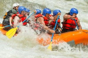 6 Things To Remember When Going On A White Water Rafting Gatlinburg Trip