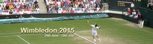 Find out how to bypass the geo-restrictions and watch #Wimbledon 2015 live online from the confort of your home. #smartdns #streaming #tennis #rogerfederer #novakdjokovic