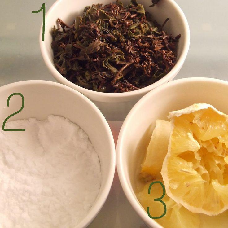 9 best images about zero waste on pinterest lemon fruits and vegetables and vegetables - Bicarbonate de soude citron ...