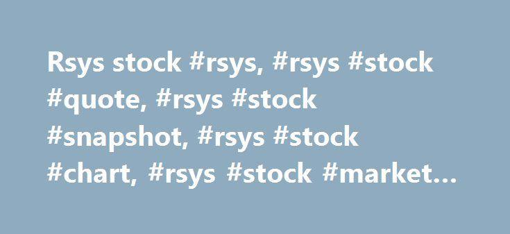 Rsys stock #rsys, #rsys #stock #quote, #rsys #stock #snapshot, #rsys #stock #chart, #rsys #stock #market #quote http://denver.remmont.com/rsys-stock-rsys-rsys-stock-quote-rsys-stock-snapshot-rsys-stock-chart-rsys-stock-market-quote/  # Snapshot: RSYS About Environmental, Social Governance Summary (ESG) GMI ESG Ratings Environmental, Social, and Governance (ESG) Flags: GMI Ratings publishes Environmental, Social and Governance (ESG) ratings on over 6,000 companies worldwide. These ratings…