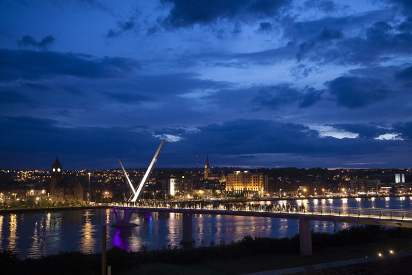 Peace Bridge - Derry-Londonderry
