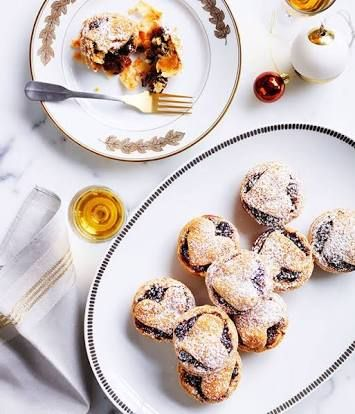 gourmet traveller fruit mince pies - Google Search
