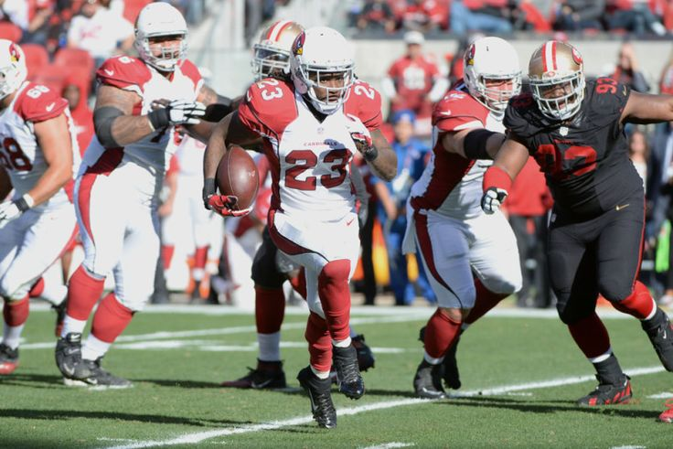 Cardinals fine with going aerial in Chris Johnson's absence = The news of losing the league's fourth-leading rusher, Chris Johnson, seemed like a monumental loss for the Arizona Cardinals at first. He accounted for a majority of the team's rushing yards and has been.....