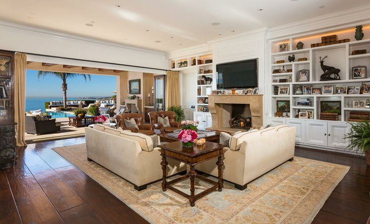 'Real Housewife' Yolanda Foster lists $27.5 million mansion she designed | Spaces - Yahoo Homes