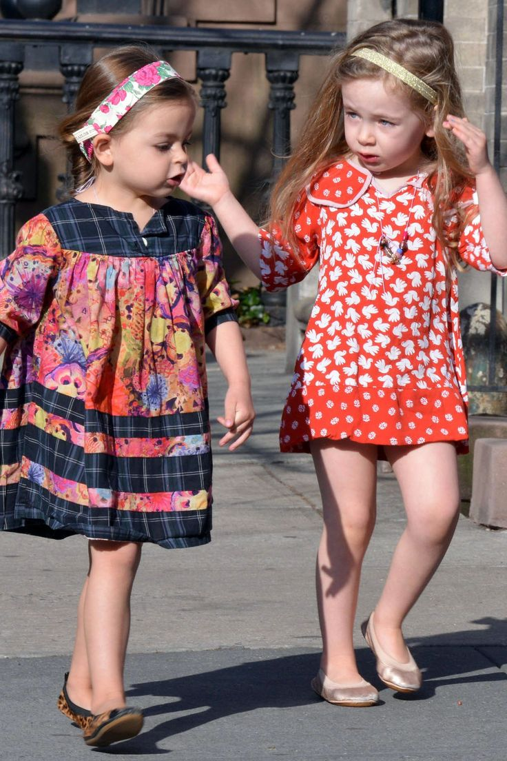 Celebrity Kids Fashion - Suri Cruise, Harper Beckham, Blue Ivy Carter (Vogue.com UK)