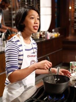 Christine Ha - blind contestant, Masterchef USA