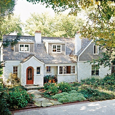 17 Best Images About Exterior Brick Makeover On Pinterest