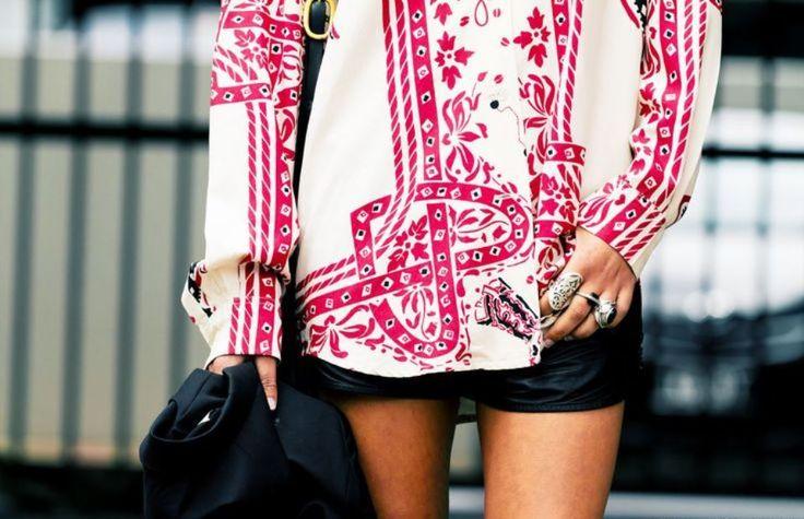 Summer ethnic style Φορέστε καφτάνια και tunics!
