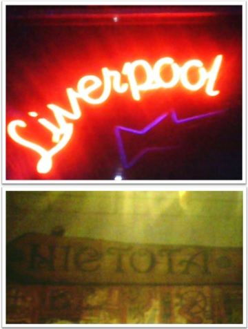 Nightlife - Pubs; Liverpool - Metal/Rock Pub; Nietota - Alternative Pub (different, mixed music, mixed people, good environmet)  #nightlife #pubs #rock #metal #alternativa #cosmopolitan