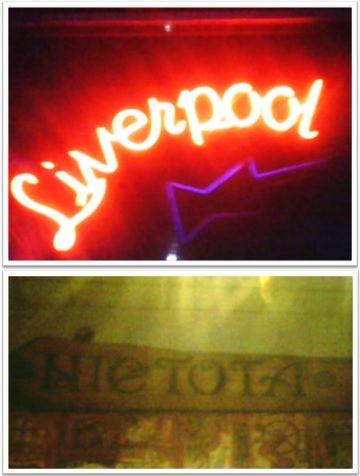 Nightlife - Pubs; Liverpool - Metal/Rock Pub; Nietota - Alternative Pub (different, mixed music, mixed people, good environmet)  #nightlife #pubs #rock #metal #alternativa #cosmopolitan