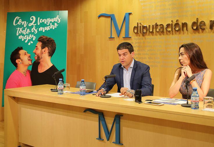 Más de 800 estudiantes y profesionales del sector turístico participarán en la nueva edición de Málaga Bilingüe.