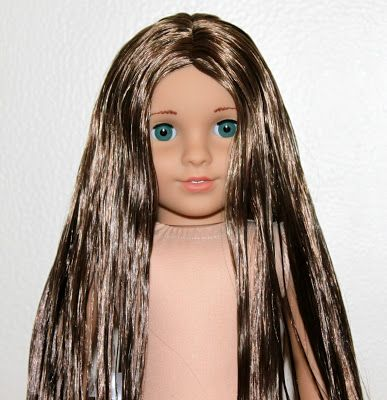 Best Doll Hair Care Styling Hair Accessories Images On - Doll hairstyles for grace