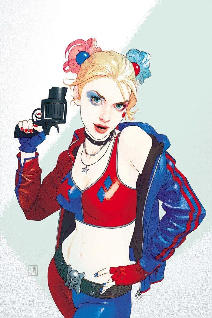 Harley Quinn by Joshua Middleton