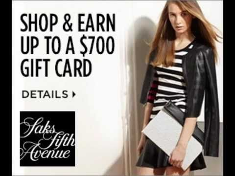 Saks Fifth Avenue Coupon -- Catch the Fashion with Saks Fifth Avenue Coupons.
