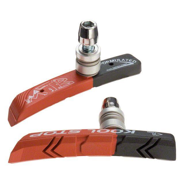 Dual Compound Mountain Brake Shoe