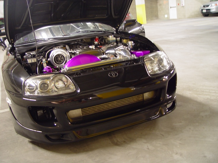 1000hp Toyota Supra Turbo