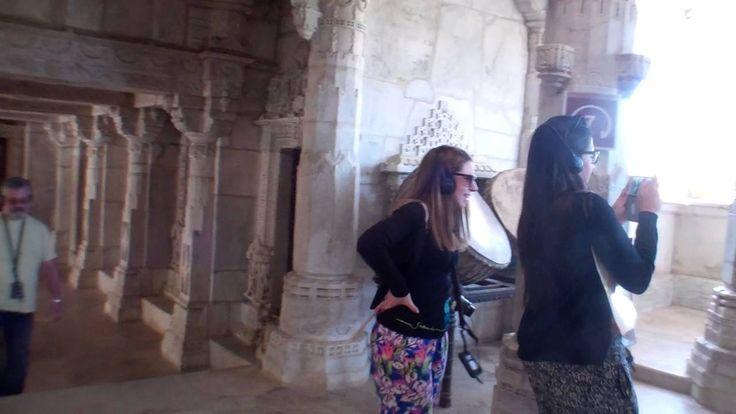 The Marble Forest - Jain Temple Ranakpur