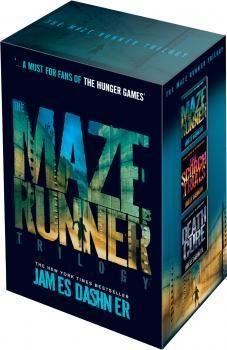 O lectură captivantă despre supraviețuirea într-o lume post-apocaliptică. - Maze Runner Trilogy Box Set #decitit #summerreads #scorchtrials