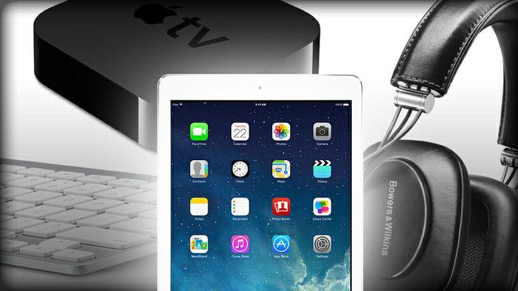 Cool Apple iPad Air Accessories