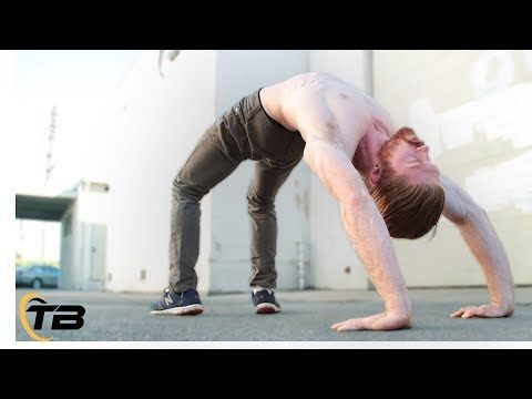 How To Back Bridge - 7 Stretches For Hip & Shoulder Flexibility - Ask The Tapps - YouTube