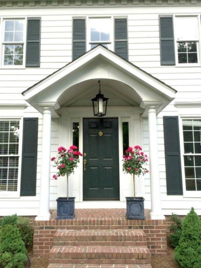 Cool Small Front Porch Design Ideas 17 Front Porch Design