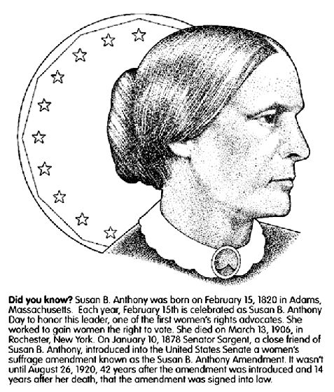 17 best images about susan b anthony on pinterest