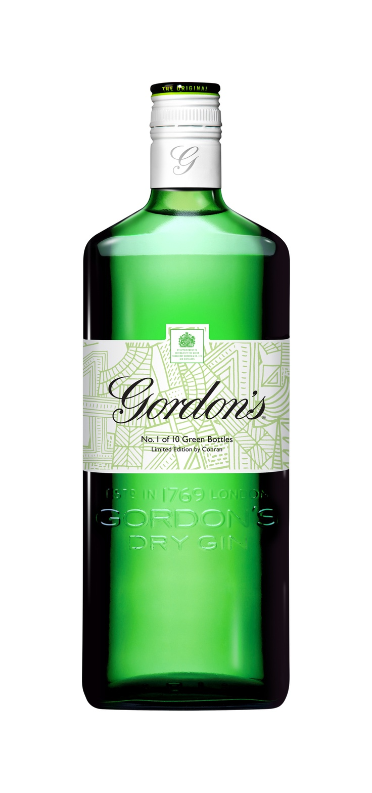 Gordon's superior gin