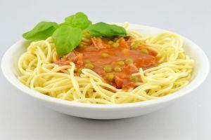 Spaghetti Milanese | Cateringgerichte für Kinder