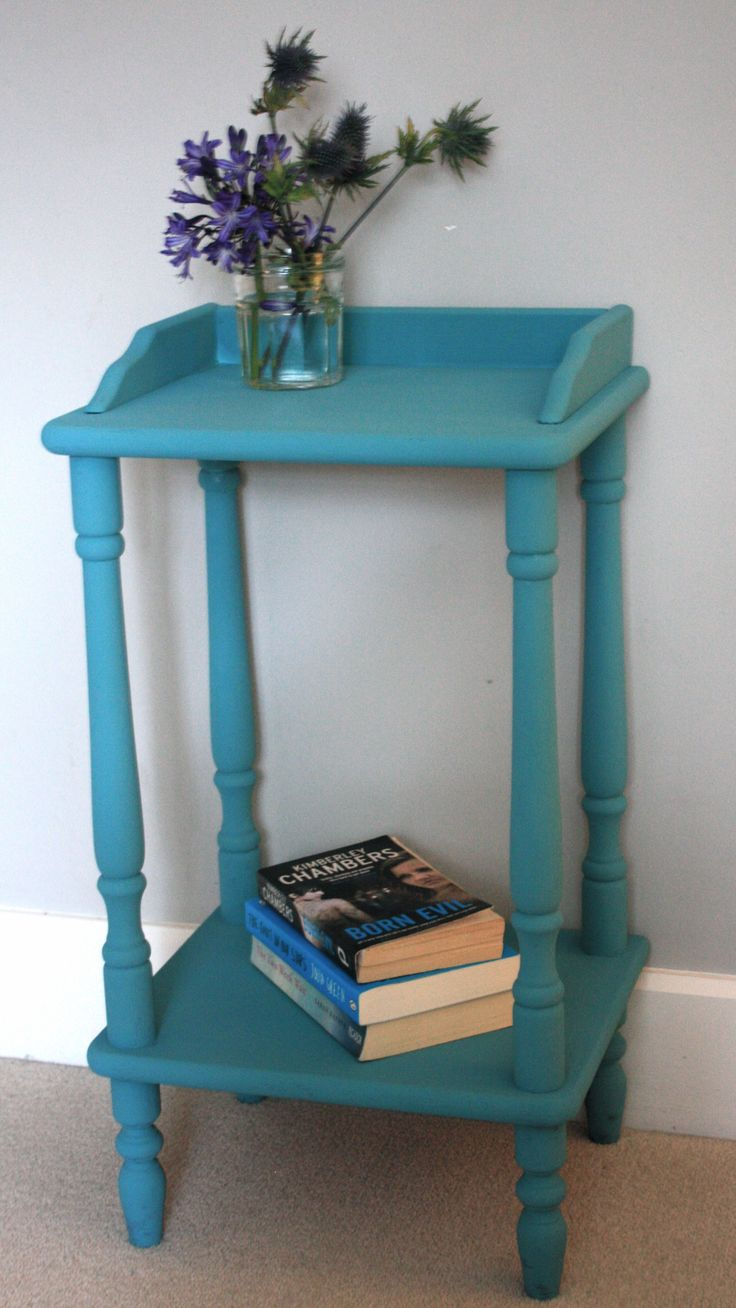 Loving Antique turquoise Autentico paint