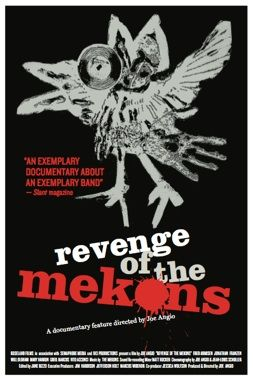 revenge of the mekons : [2013] brit punk group still around 30+ years later; their evolution into a hybrid folk genre continues to draw a loyal following out for live gigs  [seen @theroxie 4/25/15]