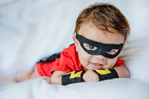 Superhero Baby Names for Boys #cute #fun #funny