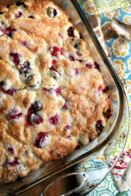 Neat Cranberry Buttermilk Cake : Cranberry Buttermilk Breakfast Cake - gotta use