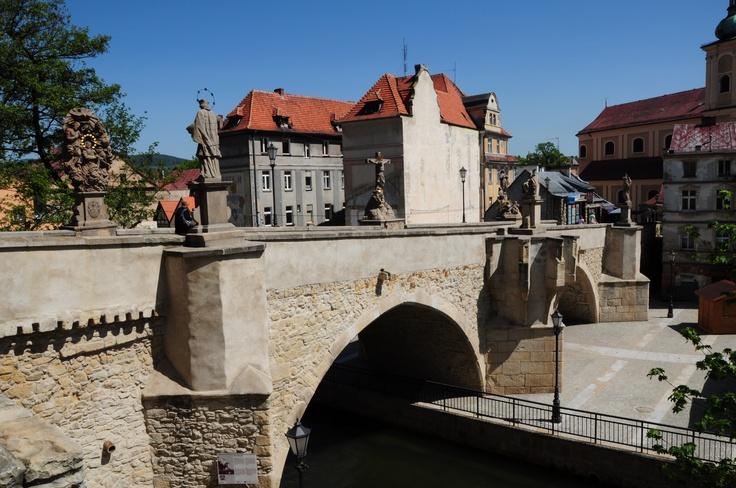 The small Charles bridge - Kłodzko  fot. Ł. Niemotko