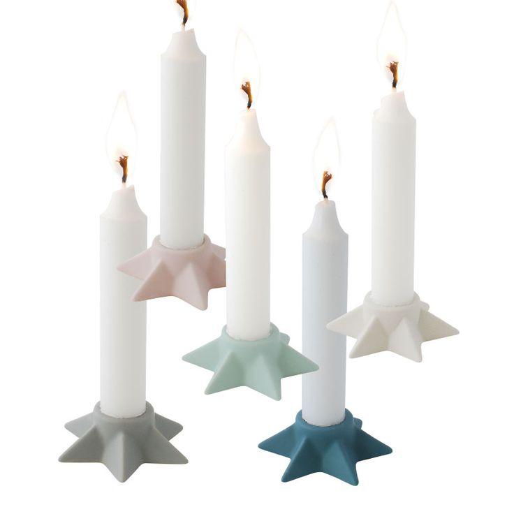 Christmas candlesticks www.aspegren.dk