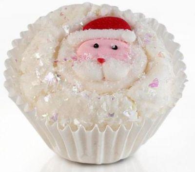 POSHme - Třpytivý Vánoční minikošíček
