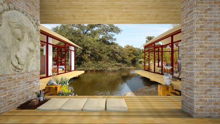 Roomstyler.com - Audubon Retreat