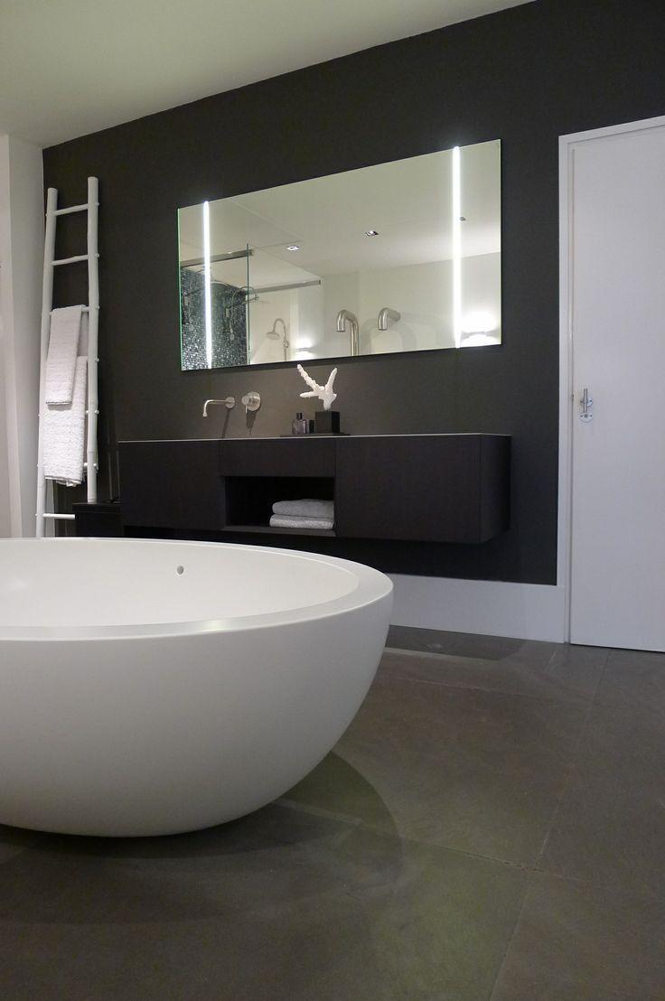 Meer dan 1000 ideeën over baksteen badkamer op pinterest ...