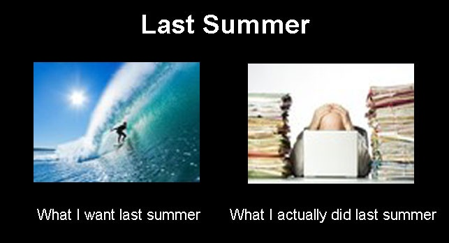 What I want last summer and what I actually did last summer.: What I Want, Search, Funny, True, Summer, Even, Interesting Stuff