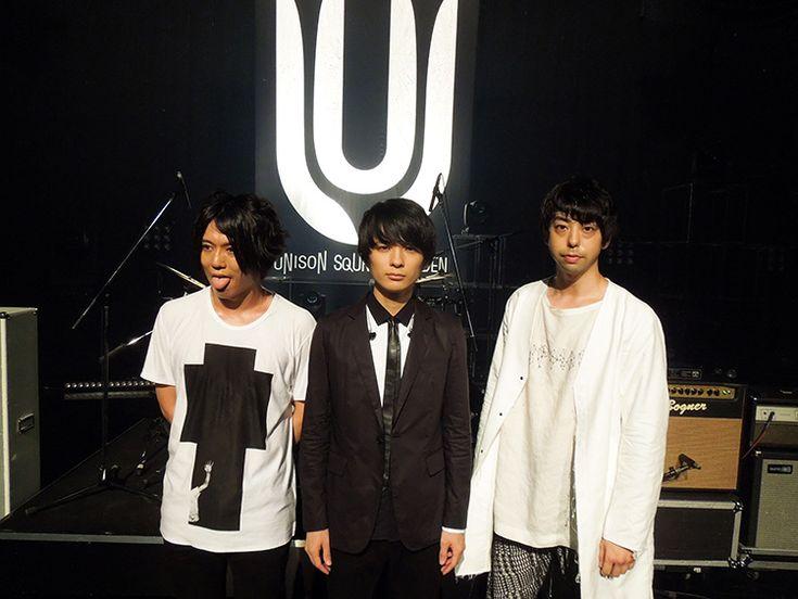 日本テレビ「バズリズム」公式サイト 自撮リズム UNISON SQUARE GARDEN