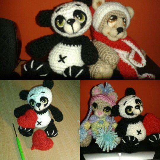 Amigurumi Crochet toys Mywork