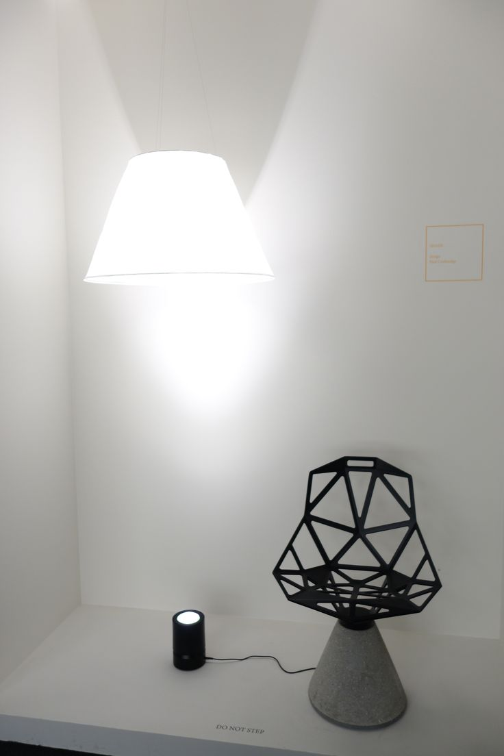New paper light with soft tones by Flos