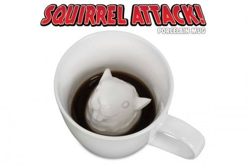 That would stop my morning coffee!