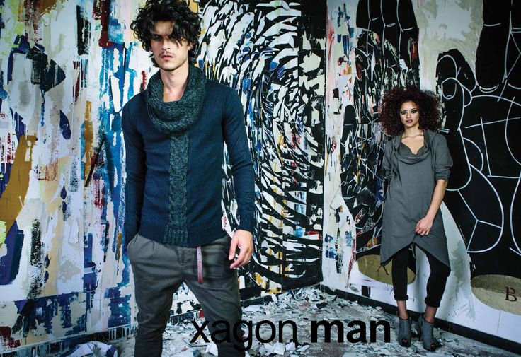 #casualchic #fw14 #xagonman #collection #fashion #style #outfit
