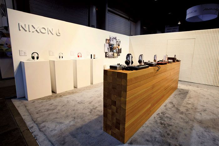 Exhibition Booth Inspiration : Need a little inspiration new ideas for trade show