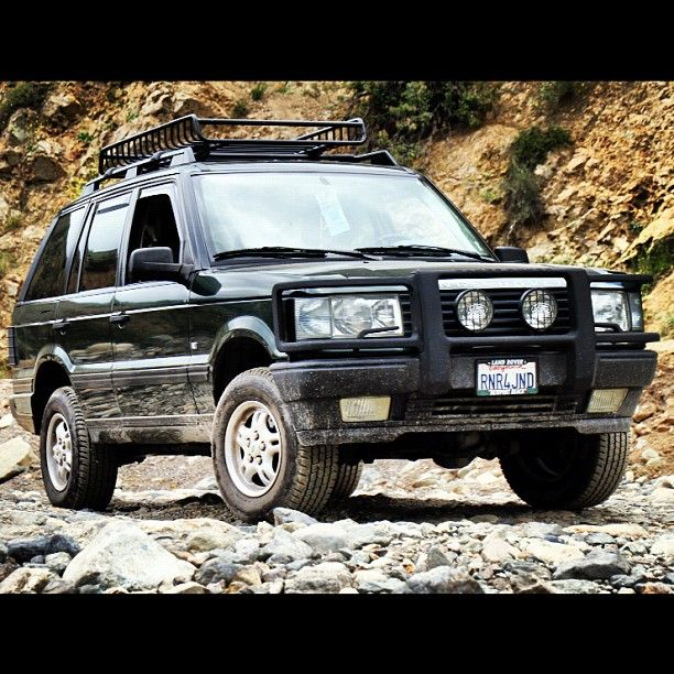 64 Best Images About Range Rover P38 On Pinterest