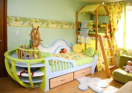 Детская комната для мальчика. Создаем интерьер, раскрывающий его потенциал! / Родительские покупки