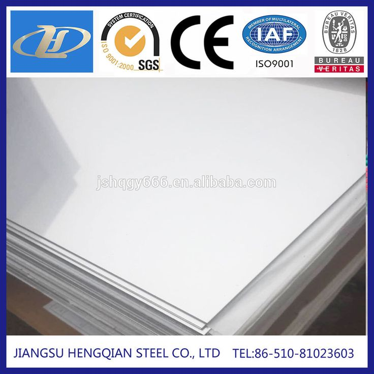 Wholesale Astm Stainless Steel Plate/Sheet Price 201 202 304 316L