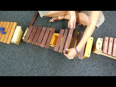 Orff Instrument Expectations - (Good for those new to Orff)