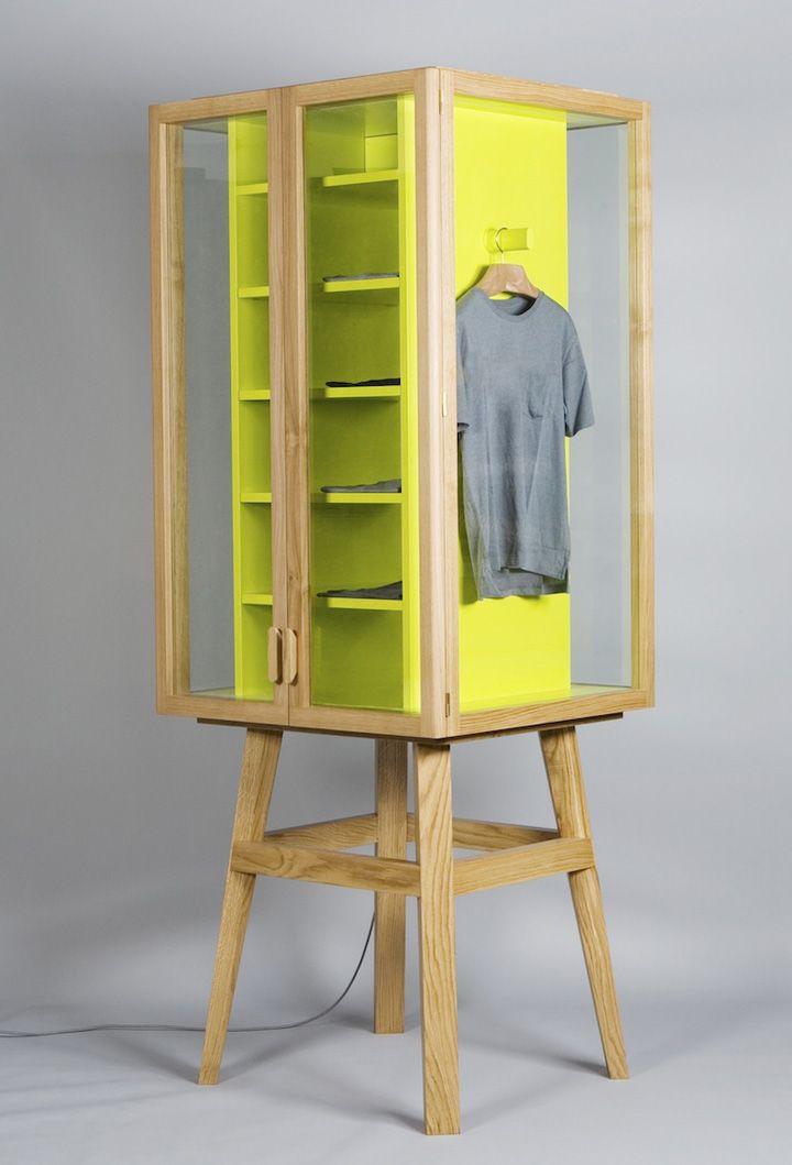 Modular Wardrobe by Hierve