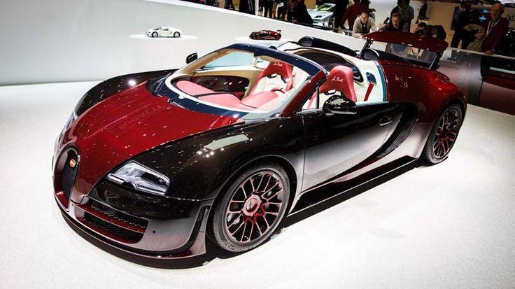2017 Bugatti Veyron